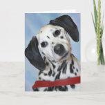 Dalmatian Photo Card