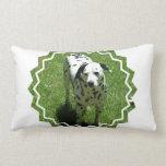 Dalmatian Photo Pillow
