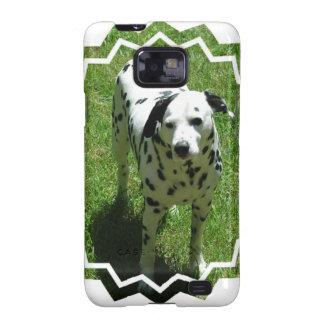 Dalmatian Photo Samsung Galaxy Case Samsung Galaxy S2 Case
