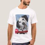 Dalmatian Photo T-Shirt