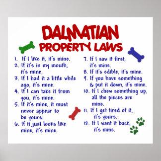 DALMATIAN PL2 POSTER