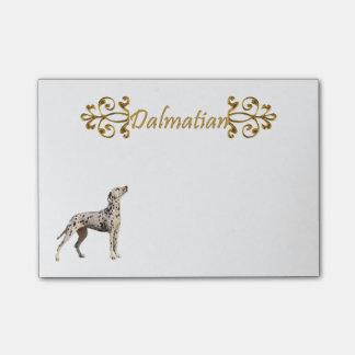 Dalmatian Post-it Notes