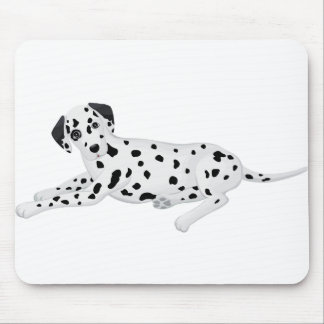 Dalmatian Pup Mouse Pad