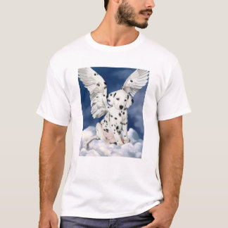 Dalmatian puppy angel T-Shirt