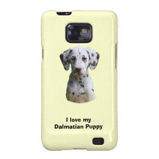 Dalmatian puppy dog photo galaxy s2 cover