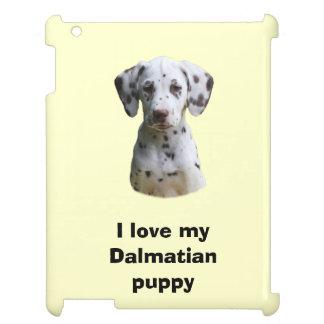 Dalmatian puppy dog photo case for the iPad 2 3 4
