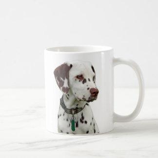 Dalmatian puppy mug, gift idea coffee mug