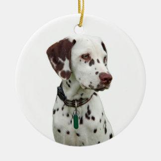 Dalmatian puppy ornament, gift idea