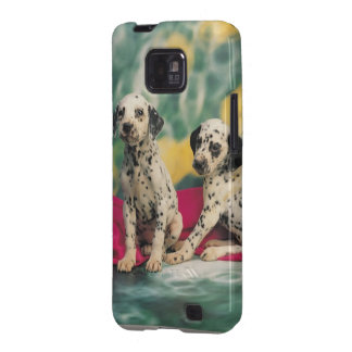 Dalmatian Pups Galaxy S2 Covers