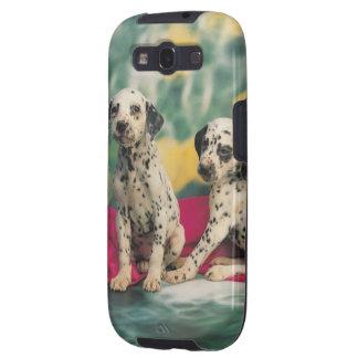 Dalmatian Pups Galaxy S3 Covers
