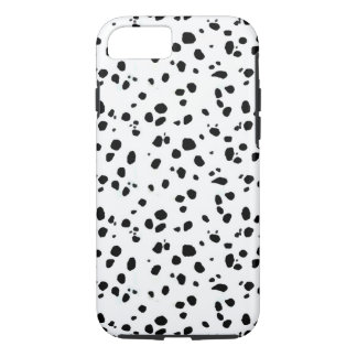 Dalmatian Spots, Dalmatian , Fur iPhone 7 Case