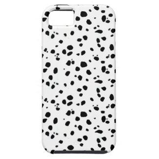 Dalmatian Spots Dalmatian Print Dalmatian Fur iPhone 5 Covers