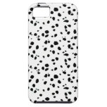 Dalmatian Spots, Dalmatian Print, Dalmatian Fur iPhone SE/5/5s Case