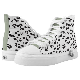 Dalmatian Spotted High Tops |