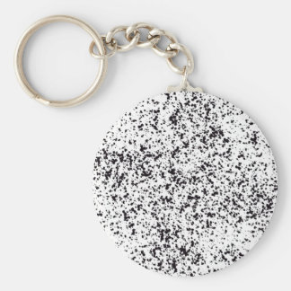Dalmatian Spotted Key Chain