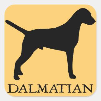 Dalmatian Sticker