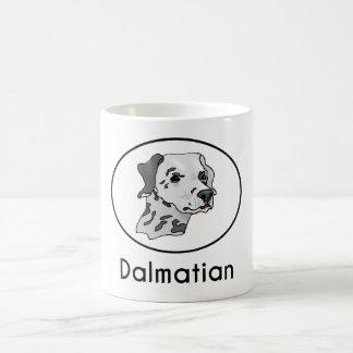 Dalmatian Taza Mágica