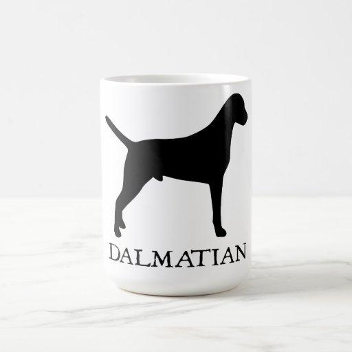 Dalmatian Tazas De Café