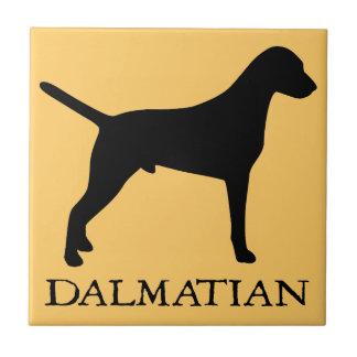 Dalmatian Ceramic Tile