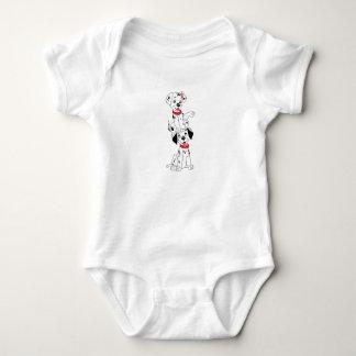 Dalmatians Playing Disney Baby Bodysuit