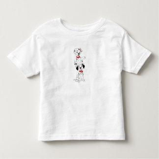 Dalmatians Playing Disney Toddler T-shirt