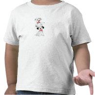 Dalmatians Playing Disney Tshirt