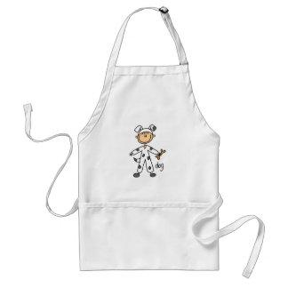 Dalmation Dog Dress Up Tshirts and Gifts Adult Apron