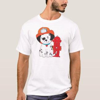 Dalmation Fire Dog T-Shirt