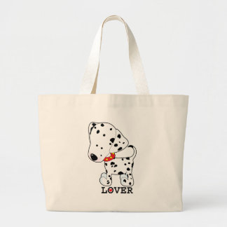 Dalmation Lover Canvas Bag