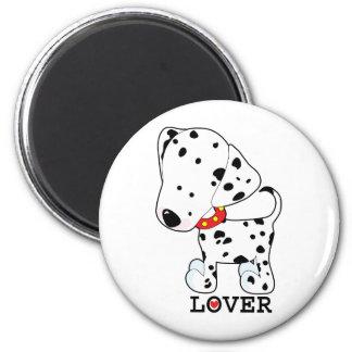 Dalmation Lover Refrigerator Magnets