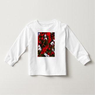 Dalmation xmas toddler t-shirt