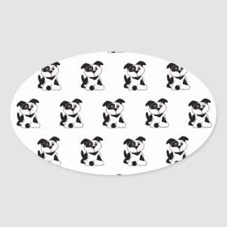 Dalmations Stickers