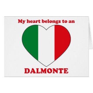 Dalmonte Tarjeta