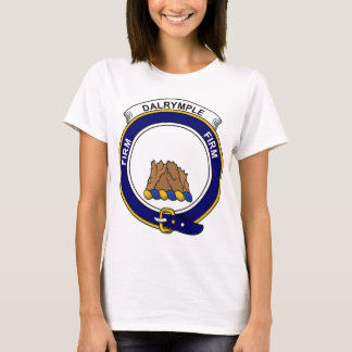 Dalrymple Clan Badge T-Shirt