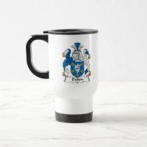 Dalton Family Crest Mug