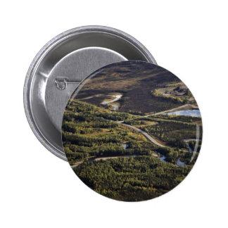 Dalton Highway crossing Bonanza Creek Buttons