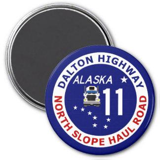 Dalton Highway, North Slope Haul Road Magnet