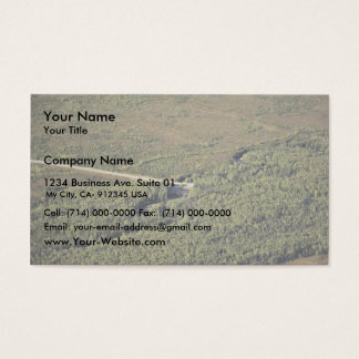 Dalton Highway river crossing Business Card