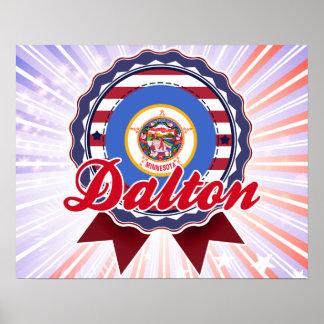 Dalton, MN Print