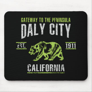 Daly City Mouse Pad