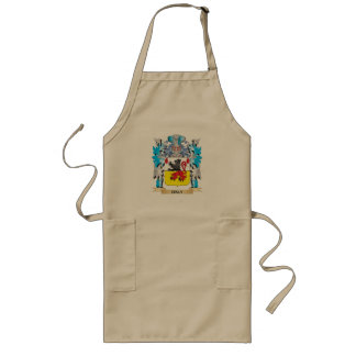Daly Coat of Arms - Family Crest Long Apron