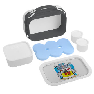 Daly Coat of Arms - Family Crest Yubo Lunchbox