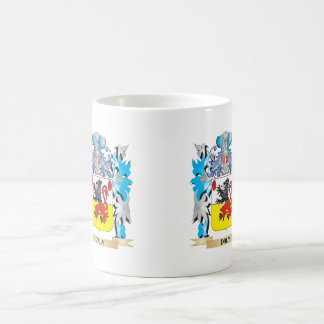 Daly Coat of Arms - Family Crest Classic White Coffee Mug