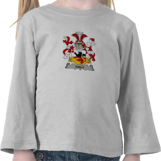Daly Family Crest T-shirts