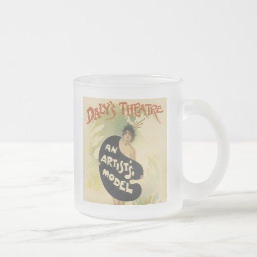 Daly's Theatre Coffee Mugs