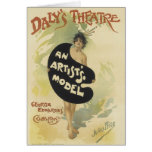 Daly's Theatre Greeting Cards