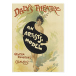 Daly's Theatre Postcards