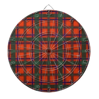 Dalzell Scottish Tartan Dartboard
