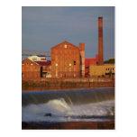 Dam and Mills - Columbus, Georgia Postcards