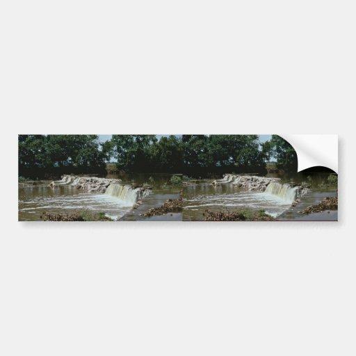 Dam-Redland Creek, Tennessee Bumper Sticker